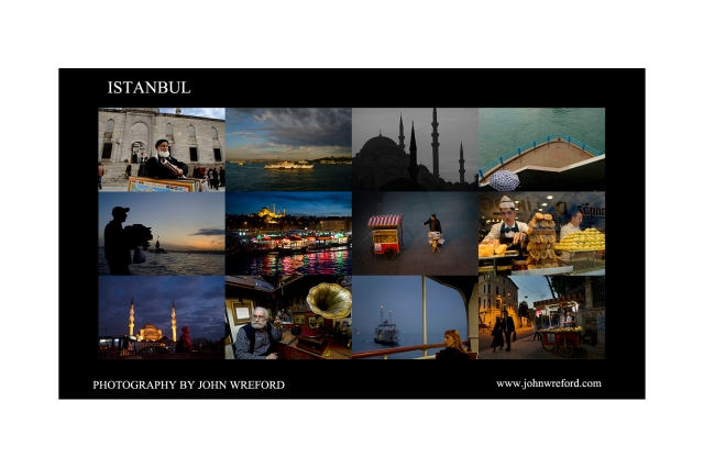 Postcard from Istanbul