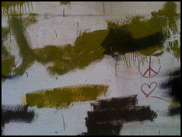 Peace, Love and Freedom in Damascus