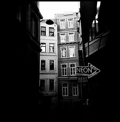 Neon Istanbul