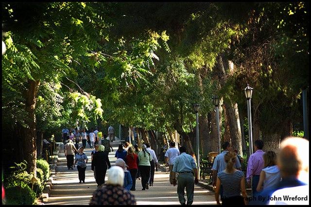 Aleppo, A Walk In The Park