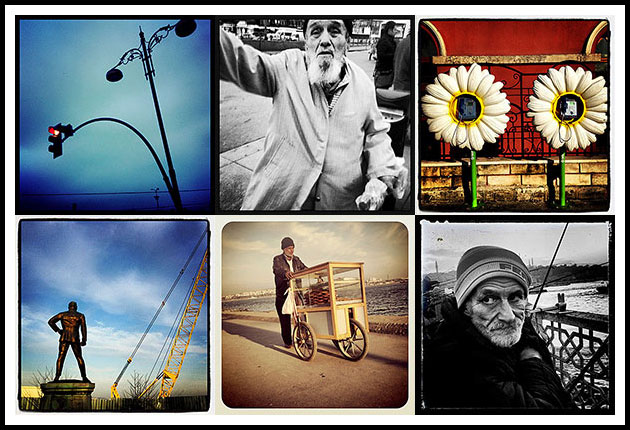 Mooching Around the Middle East on Instagram